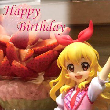 星宮いちご生誕祭!&『星宮いちご ピンクステージコーデ』受注開始! #アイカツ  #aikatsu #星宮いちご生誕祭
