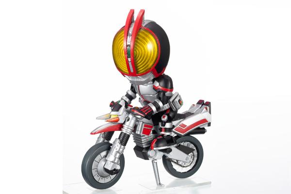 ミニ仮面ライダー555バイク