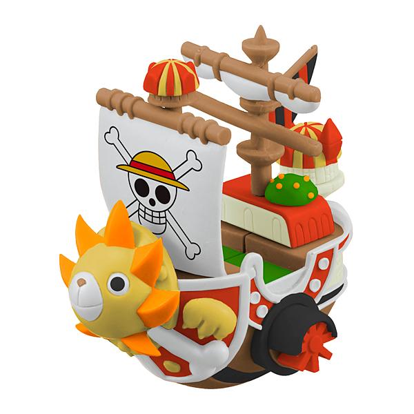 ワンピース ゆらゆら海賊船コレクション3商品情報メガホビ Mega