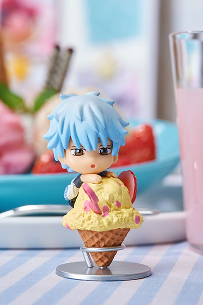 銀魂 銀さんのアイスクリーム屋...