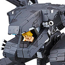 潛龍諜影 Metal Gear REX(Black.Ver) 宮澤模型流通限定